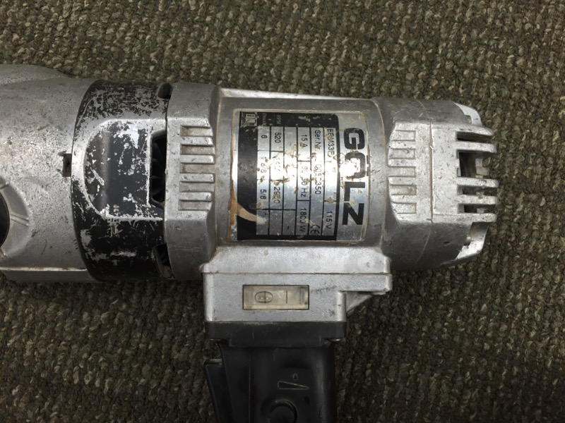 GOLZ Corded Drill EBM 33F