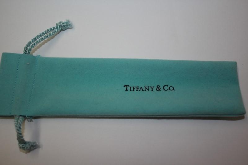 TIFFANY & CO BALLPOINT SILVER PEN