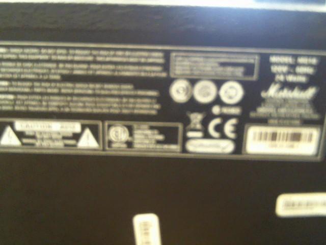 MARSHALL Electric Guitar Amp MG10