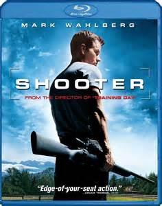 BLU-RAY MOVIE Blu-Ray SHOOTER