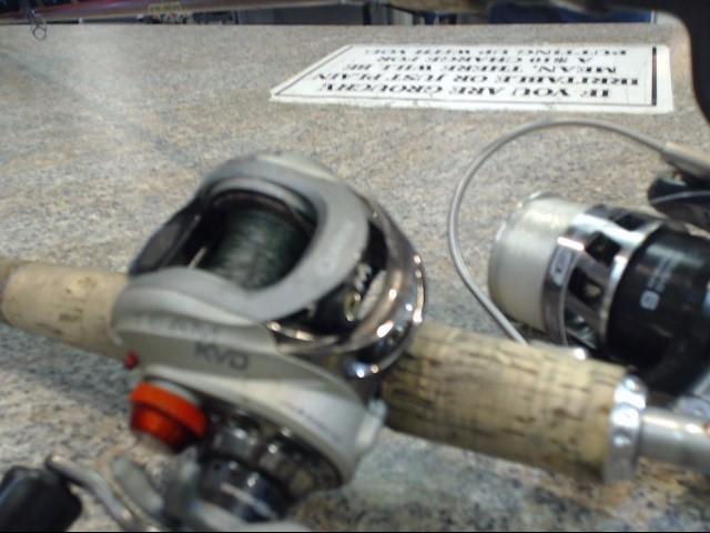 QUANTUM Fishing Reel TEAM KVD
