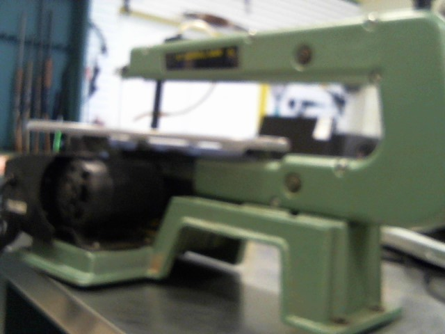 CENTRAL MACHINERY Scroll Saw 187941