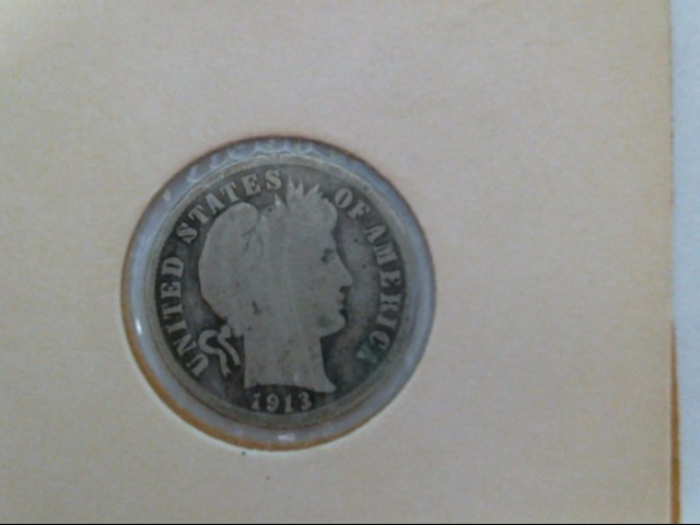 UNITED STATES Coin 1913 DIME