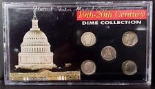 UNITED STATES Silver Coin 19TH-20TH CENTURY DIME COLLECTION