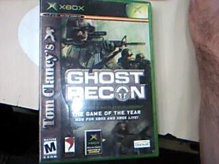 MICROSOFT Microsoft XBOX 360 Game TOM CLANCYS GHOST RECON: FUTURE SOLDIER