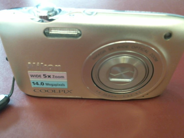 NIKON Digital Camera COOLPIX S3100