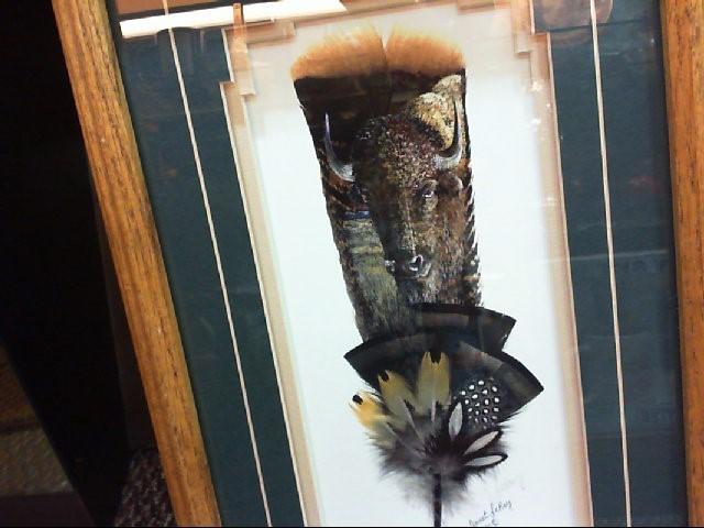 Janet Leroy Print Art