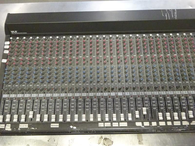 MACKIE Mixer SR32.4-VLZ PRO