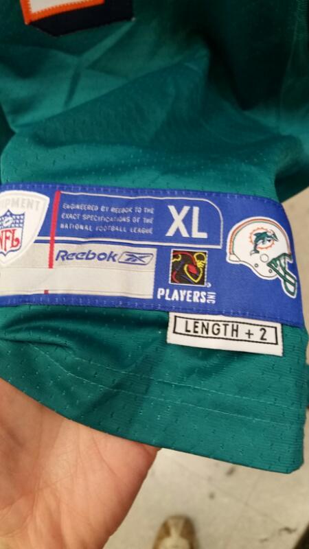 NFL Men's Clothing REEBOK JERSEY