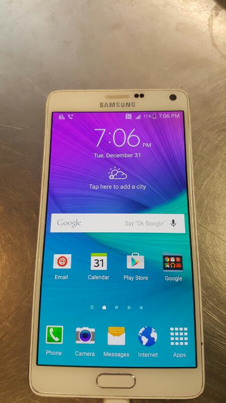 SAMSUNG Cell Phone/Smart Phone GALAXY NOTE 4 EDGE