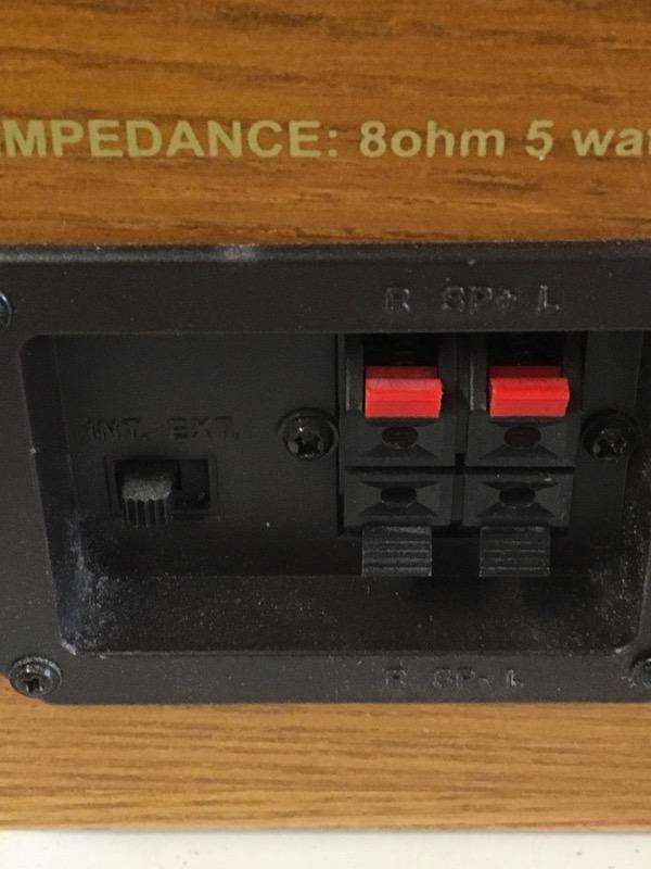 CROSLEY Mini-Stereo CR 78CD