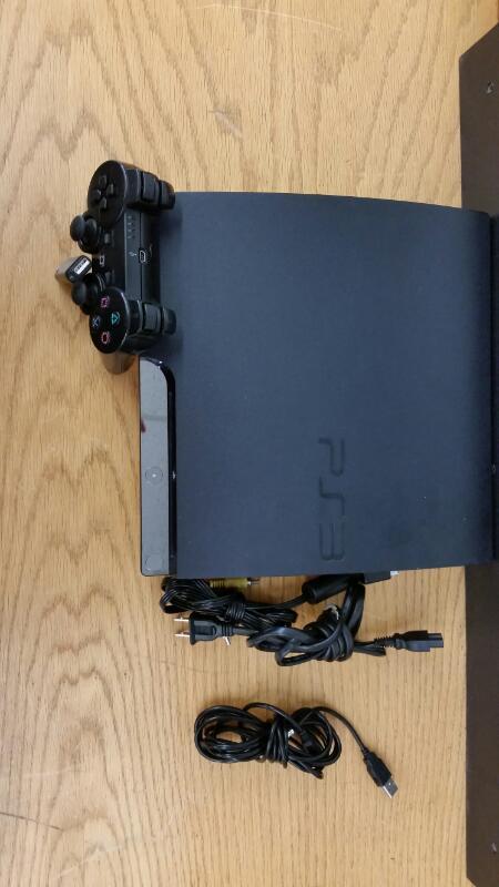 Sony PlayStation 3 Slim System 160GB CECH-2501A