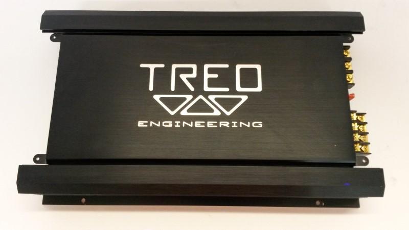 TREO ENGINEERING Car Amplifier SSX 40.4