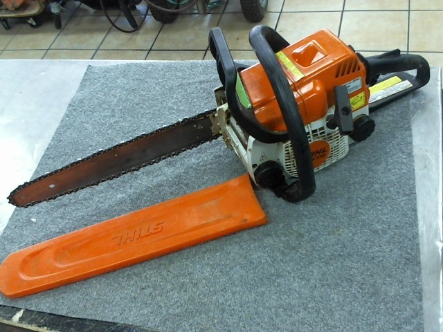 STIHL Chainsaw MS170 CHAINSAW