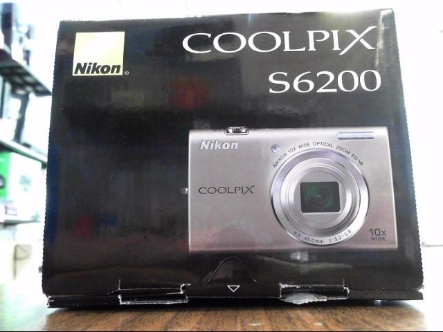 NIKON Digital Camera COOLPIX S6200