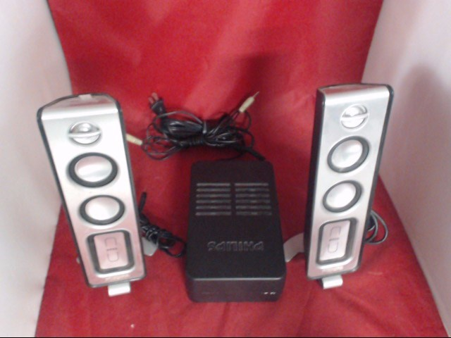 PHILIPS Speakers MMS321/17