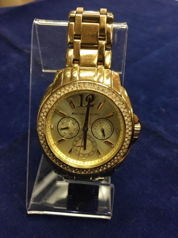 MICHAEL KORS Lady's Wristwatch MK-5691