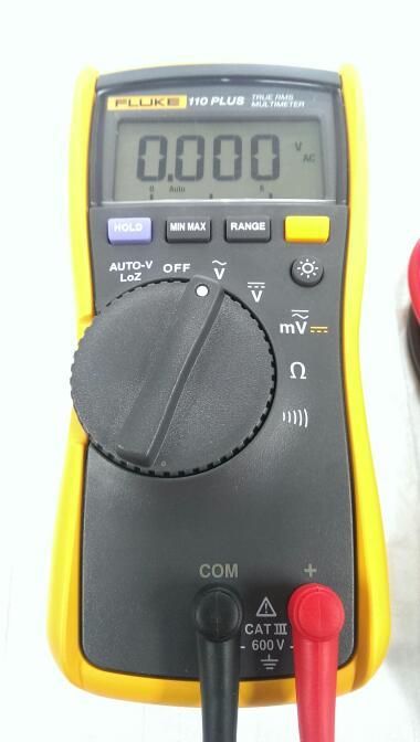 FLUKE Multimeter 110 PLUS
