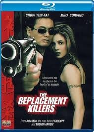 BLU-RAY MOVIE Blu-Ray THE REPLACEMENT KILLERS