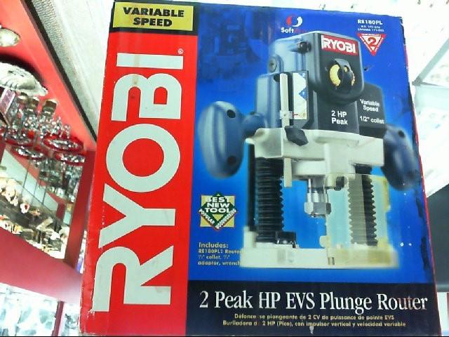 RYOBI Router RE180PL