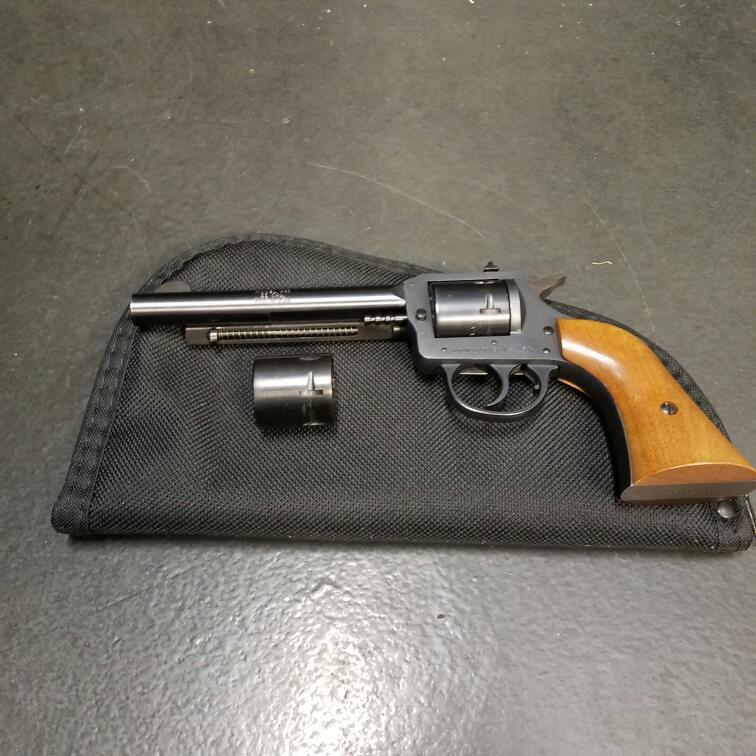 HARRINGTON & RICHARDSON Revolver 649 COMBO