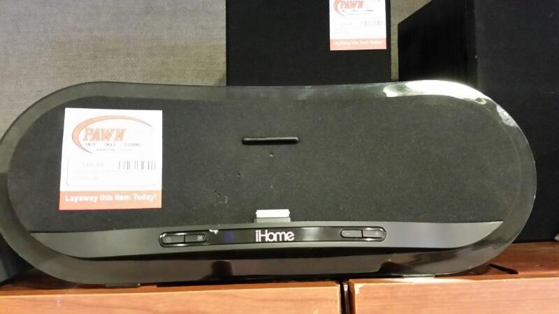IHOME Mini-Stereo ID3