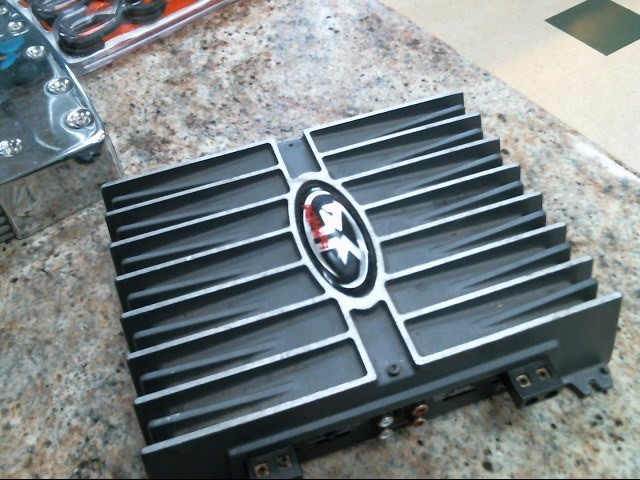 ROCKFORD FOSGATE Car Amplifier PUNCH 1505