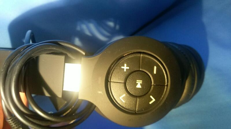 JAM AUDIO HEADPHONES MODEL HX-HP420 BLUETOOTH HEADPHONES