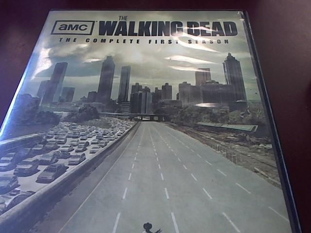 DVD BOX SET THE WALKING DEAD FIRST SEASON