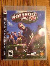 SONY PS3 HOT SHOTS GOLF