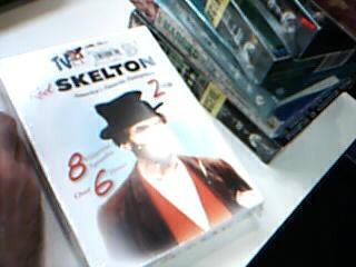 DVD BOX SET DVD RED SKELTON 2 DVD