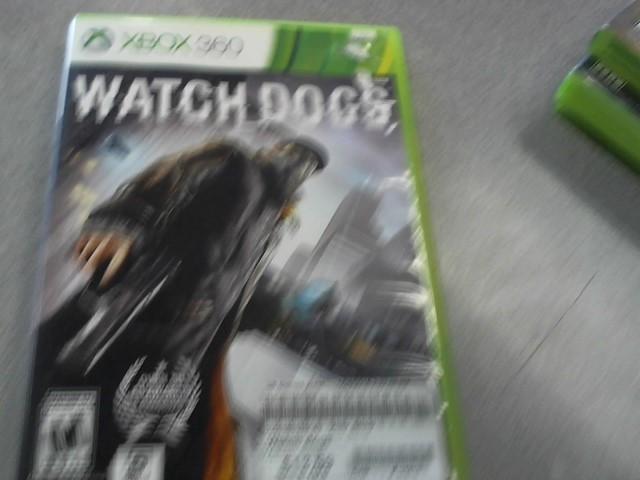 MICROSOFT Microsoft XBOX 360 Game WATCHDOGS