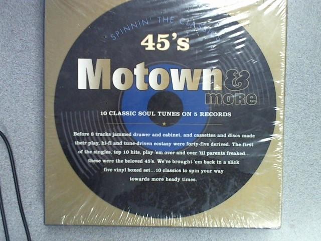 MOTOWN 45'S