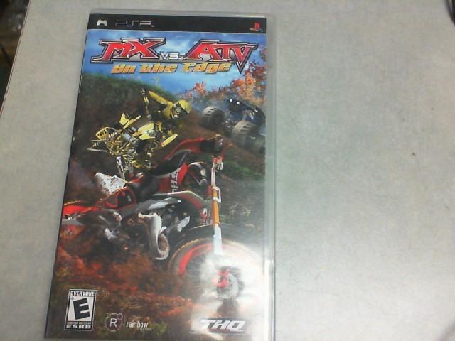 SONY Sony PSP Game SONY PSP MX VS. ATV : ON THE EDGE
