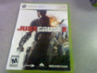 MICROSOFT Microsoft XBOX 360 Game JUST CAUSE 2