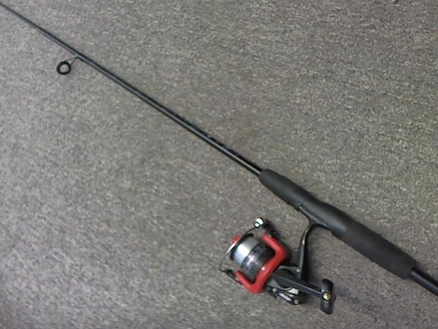 BERKLEY Fishing Pole GLOWSTICK ROD AND REEL