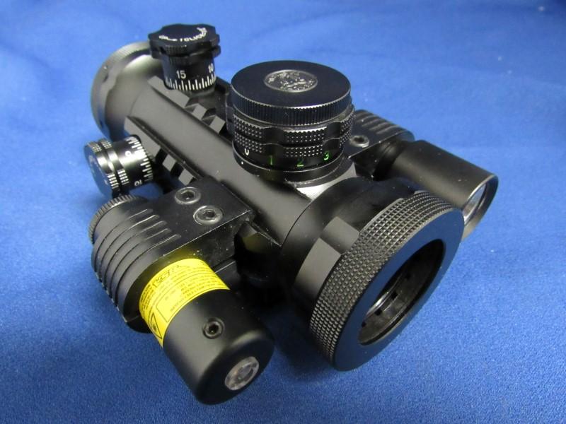 BSA OPTICS STS RGBD30 LL