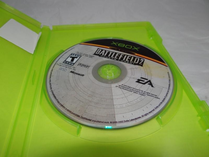 BATTLEFIELD 2 MODERN COMBAT - XBOX GAME