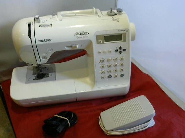 BROTHER Sewing Machine NS80