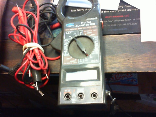 NORTHERN INDUSTRIAL TOOLS Miscellaneous Tool DIGITAL METER