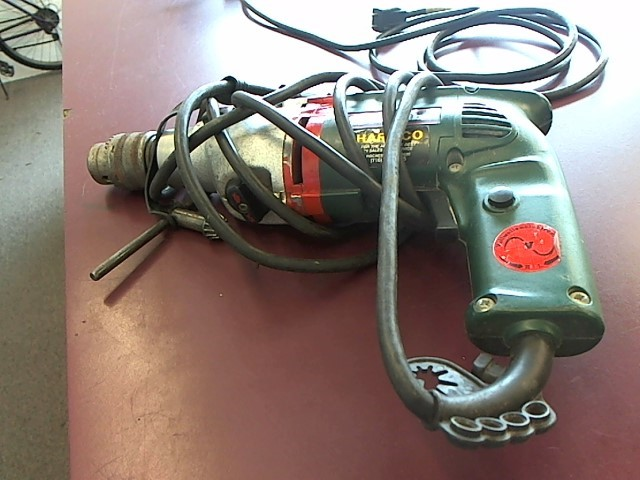 METABO Cement Hand Tool HAMMER DRILL