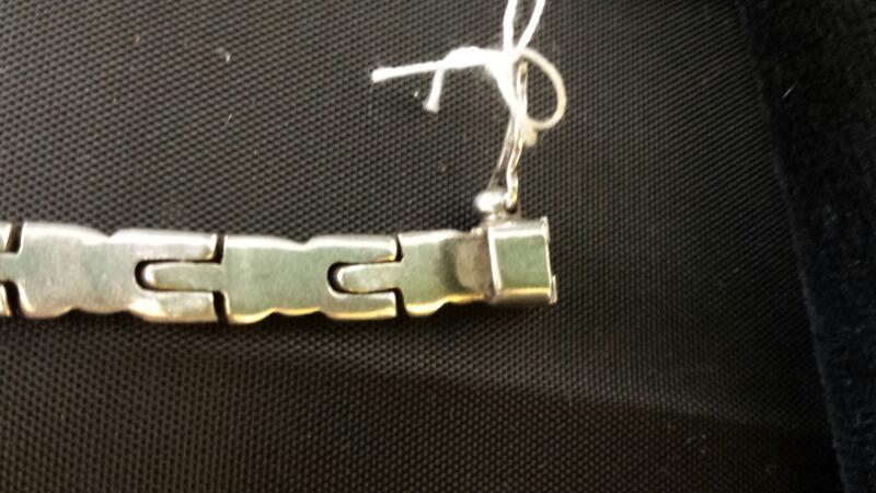 Silver Bracelet 925 Silver 18.5dwt