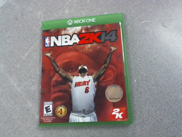 MICROSOFT Microsoft XBOX One Game NBA 2K14 - XBOX ONE