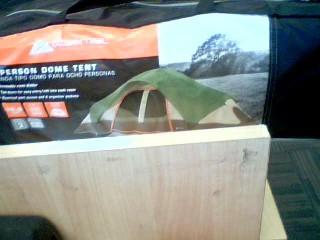 OZARK TRAIL Camping OZARK TRAIL 8-PERSON 2-ROOM DOME TENT