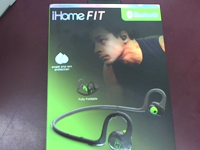 IHOME BLUETOOTH EARBUDS
