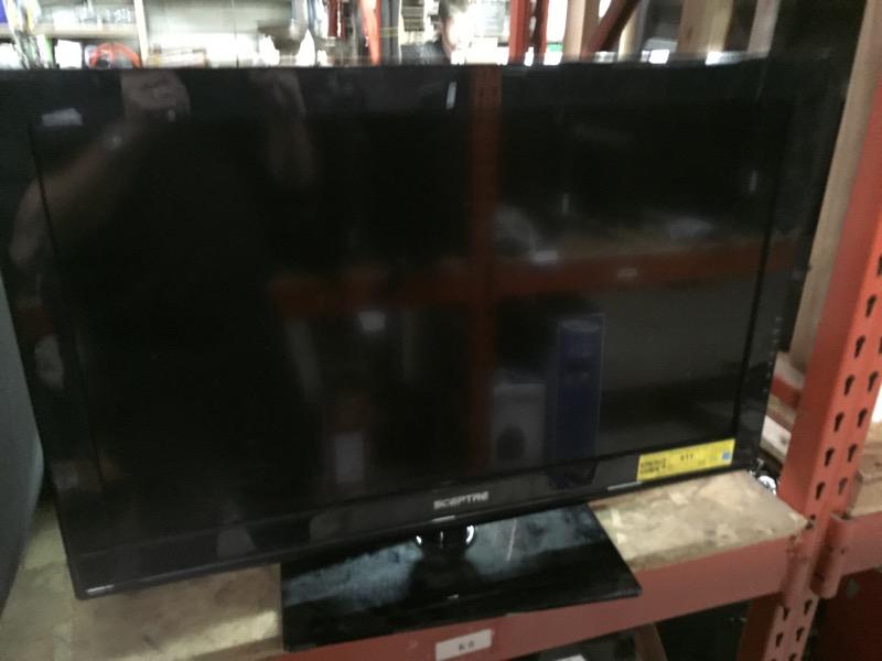 """SCEPTRE TV,REMOTE 32"""" X32"""