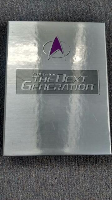 STAR TREK THE NEXT GENERATION SEASON SEVEN (TNG S7) 7-DISC SET