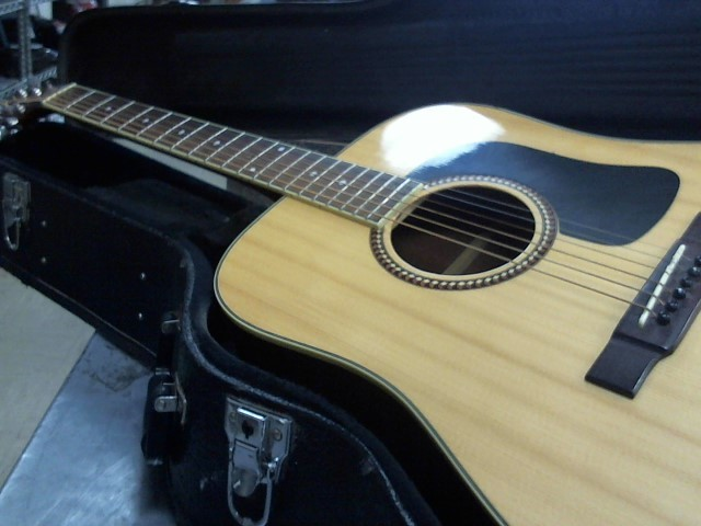 WASHBURN GUITARS Acoustic Guitar D10S