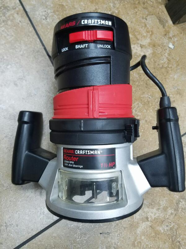 CRAFTSMAN Router 315.174710