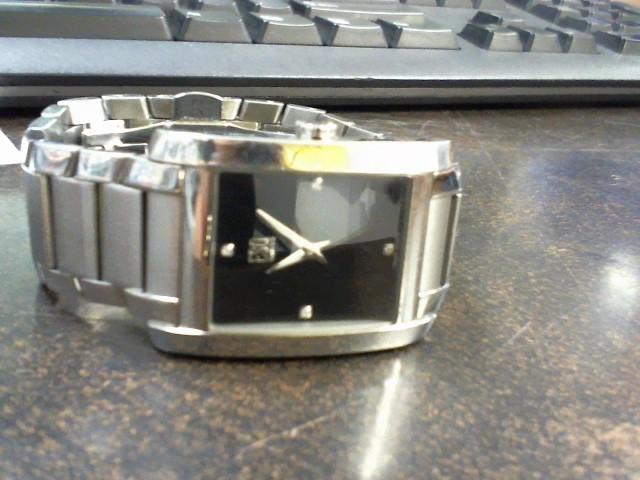 ESQ MOVADO Gent's Wristwatch SWISS QUARTZ